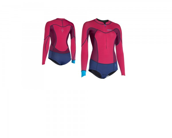 2017 ION Muse Hot Shorty (Frontzip) LS 2,0 DL