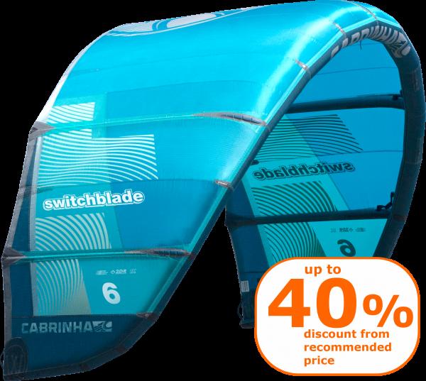 2019 Cabrinha Switchblade