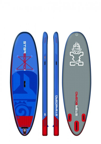 2017 STARBOARD Widepoint Deluxe