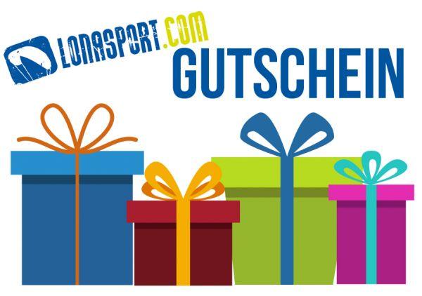 Lonasport EINKAUFSGUTSCHEIN - Gift Voucher