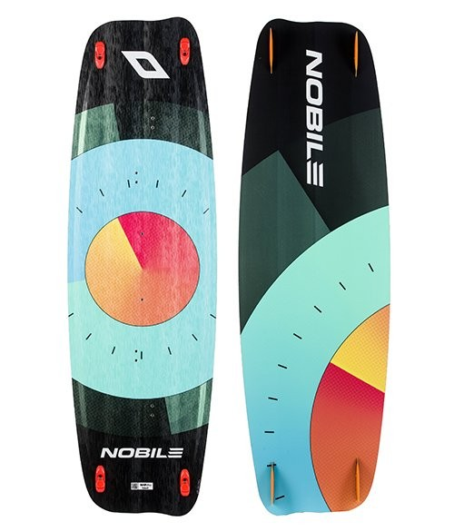 2017 Nobile Kiteboarding NHP