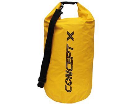 2021 CONCEPT X Dry bag 40l Yellow