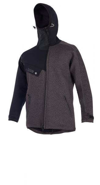 2017 MYSTIC Ocean Jacket Black
