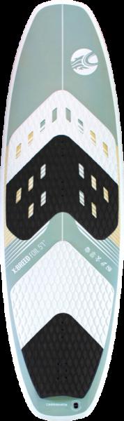 2021 CABRINHA X:Breed Foilboard