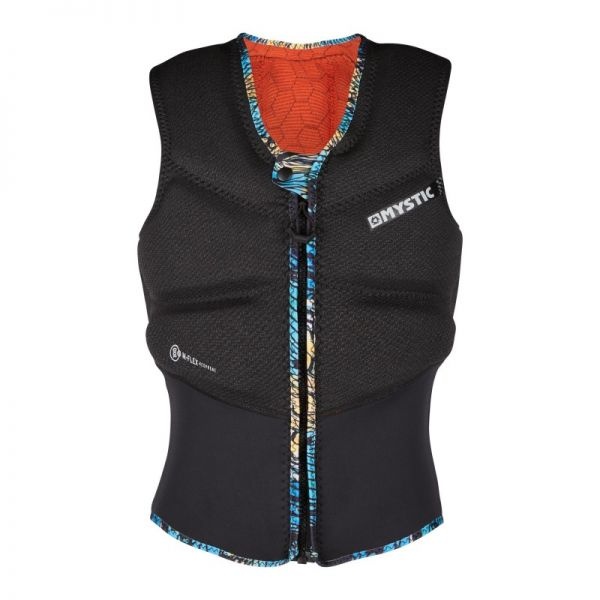 2020 Mystic Gem Impact Vest Fzip Kite Women