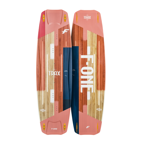 2021 F-ONE Trax HRD Lite Tech Papaya