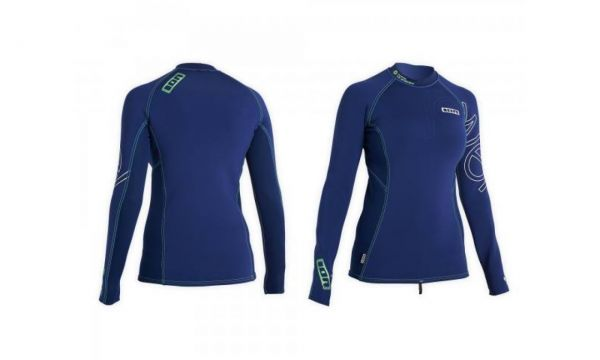ION Neo Top Women 2/1 LS blue
