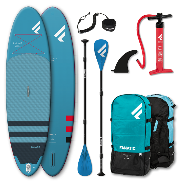 2020 Fanatic Package Fly Air/Pure