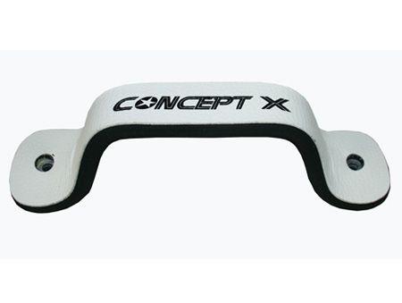 2021 CONCEPT X Grab Handle Flight II White