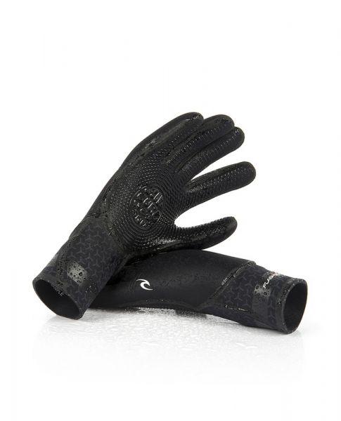 2019 Rip Curl Flashbomb 3/2 5-Finger Glove