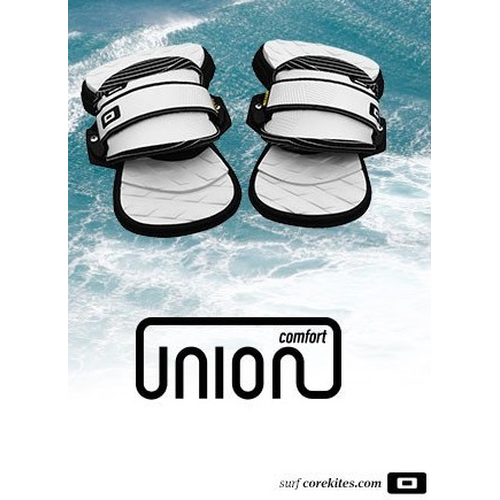 2021 CORE Union Comfort Set Pads & Straps one size fits all