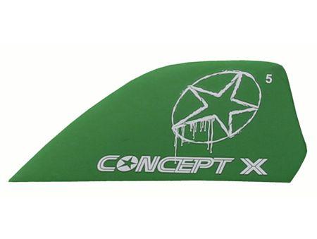 2021 CONCEPT X Highclass/HC Kitefins (1pcs)