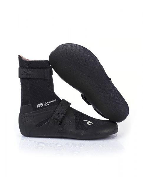 2019 Rip Curl Flashbomb 5mm HID Split Toe Boot