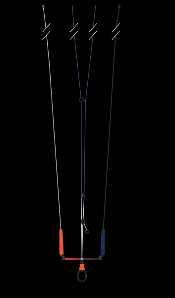 GA Kites Barsystem X4