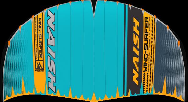 2020 Naish Wing Surfer Wingsurfer Demo with little repair