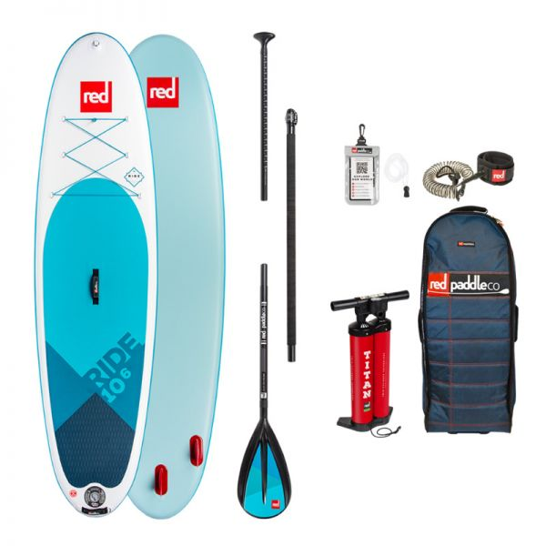 2019 SET Red Paddle Co RIDE 10'6 + 2019 Red Paddle Co Package