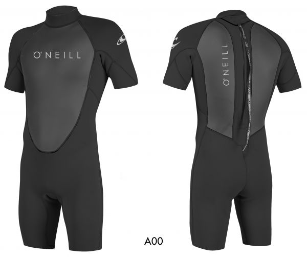 2018/2019 O´Neill Reactor-2 2mm Back Zip S/S Spring