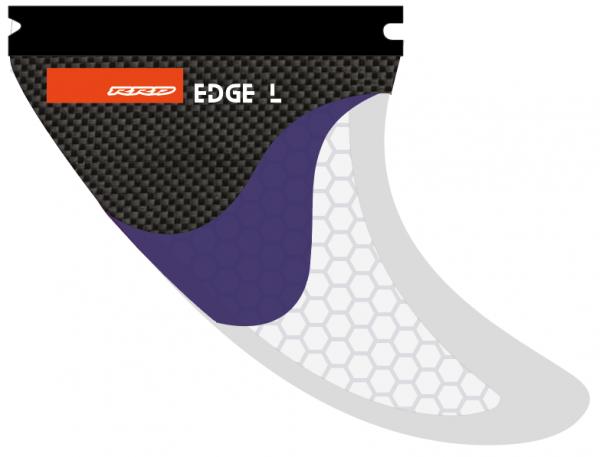 RRD Edge Thruster Fin Set L