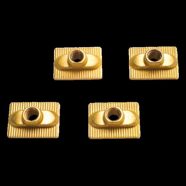 Duotone / North Tracknuts (4 pieces)