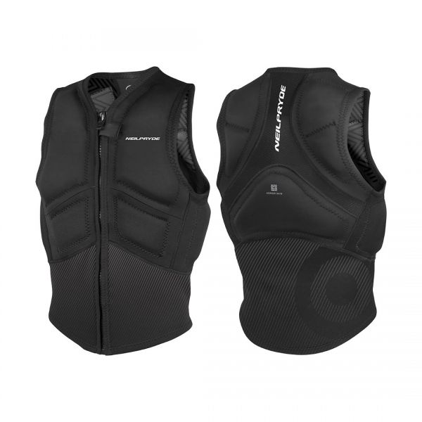 2020 Neilpryde Combat Impact Front Zip Vest