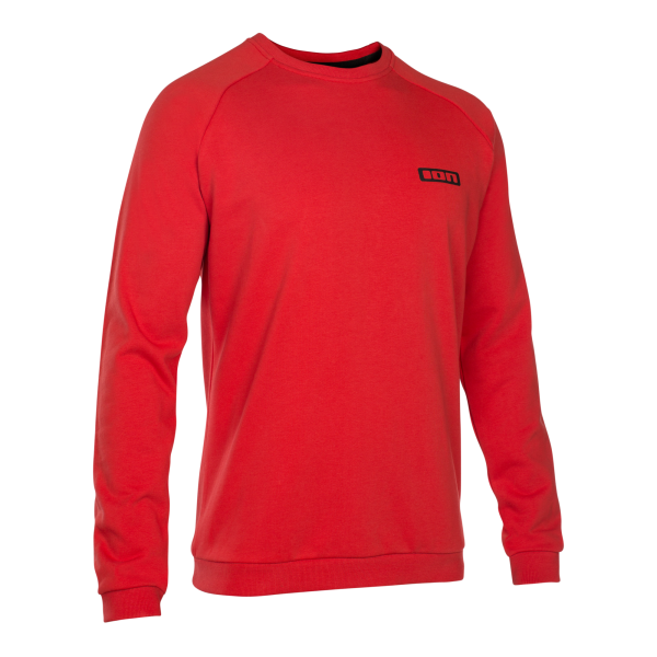 ION Sweater Logo RED