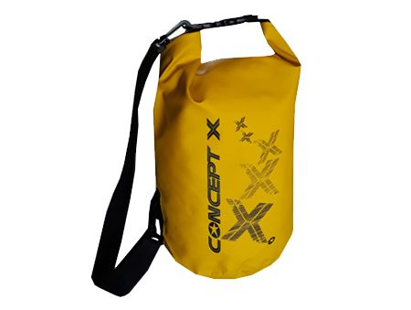 2021 CONCEPT X Dry Bag 10l Yellow
