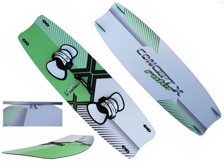 Concept X Kiteboard Ruler 134x39cm