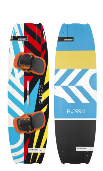2017 RRD Bliss V4 incl Pads & Straps