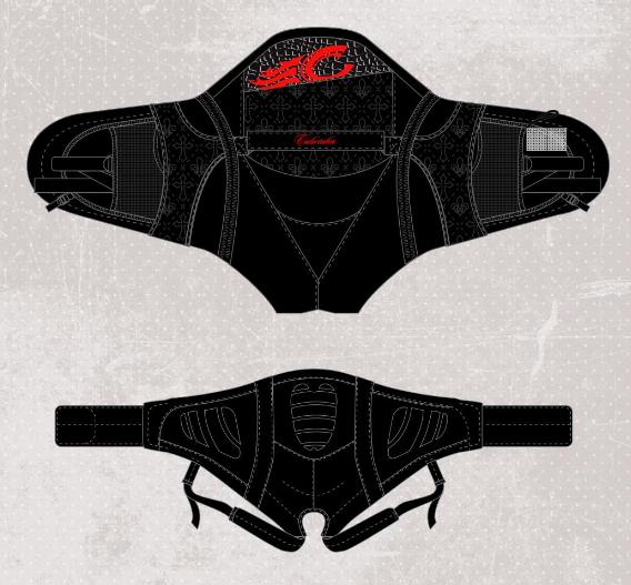 2010 CABRINHA Seat Harness