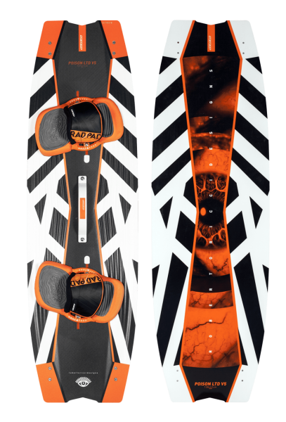 2018 RRD Poison Ltd V5 incl RAD PAD Bindings