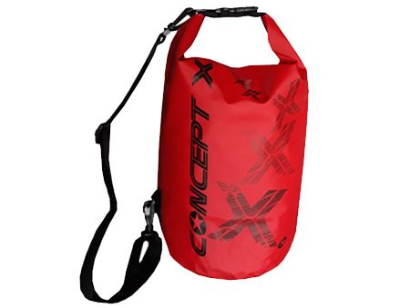 2021 CONCEPT X Dry Bag 15l Red